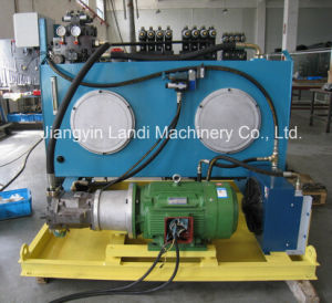 Hydraulic Power Pack (Hydraulic Power Station) for Hydrostatic Testing Machine pictures & photos