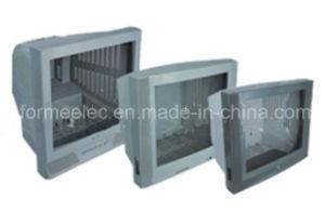 TV Set Housing Plastic Mold Design Manufacture TV Injection Mould pictures & photos