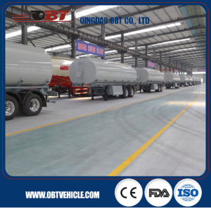 Capacity of Gasoline Stainless Steel Tanker Trailers pictures & photos