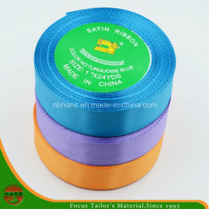 100% Polyester Satin Ribbon Single Face (SR-002) pictures & photos