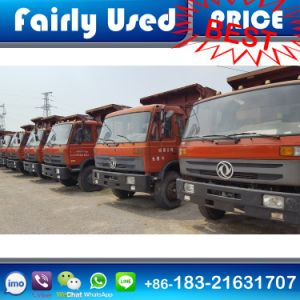 2013 Made Low Price Used 6X4 Dongfeng Dump Truck