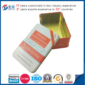 Free Sample Metal Packaging Box with Mould Existing pictures & photos