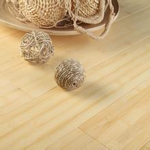 Solid Bamboo Floor Horizontal Natural Smooth pictures & photos