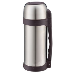 Double Wall Stainless Steel Wide Mouth Soup Thermos pictures & photos