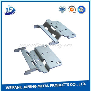 Precision Steel Custom Sheet Metal Stamping Parts with Electroplating pictures & photos