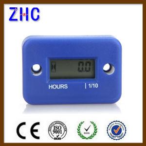 Waterproof IP68 Digital LCD Display Engine Hour Meter 12V pictures & photos