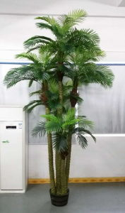 High Quality Artificial Plants of Palm Tree F03302118 pictures & photos