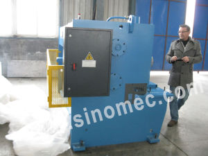 Metal Guillotine Machine/Cutting Machine/Hydraulic Shearing Machine QC11k-4X3200 pictures & photos