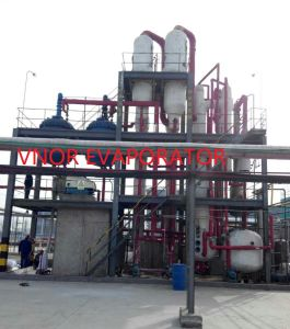 Pharmaceutical Wastewater Triple Effects Forced Circulation Evaporator