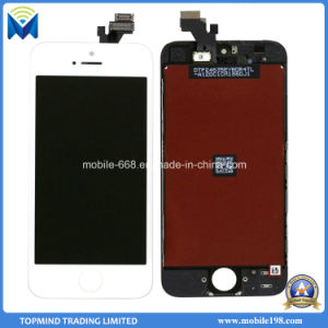 Mobile Phone LCD for iPhone Se LCD with Touch Screen with Frame pictures & photos
