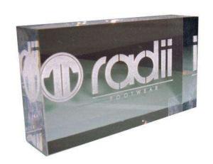 High Grade Transparent Acrylic Block pictures & photos
