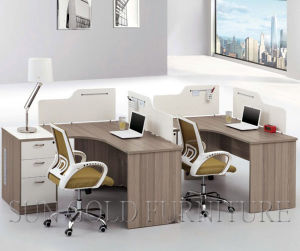Modern High Quality Office Tables Big Discount Workstation Desk (SZ-WS609) pictures & photos
