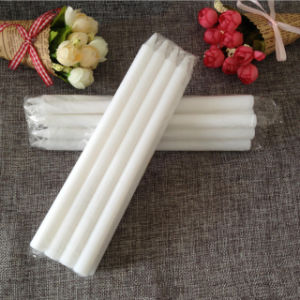 Home Decoration White Bright Candle Stick Candle pictures & photos