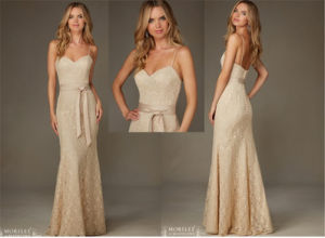 Bra Sexy Black Lace Evening Dress, Bridesmaid Dress, Tailored