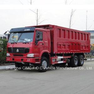 Sinotruk HOWO 6X4 Tipper/ Dumper/Dump Truck pictures & photos