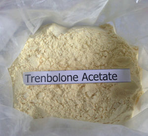 99.6% Purity Steroid Raw Powder Trenbolone Acetate pictures & photos