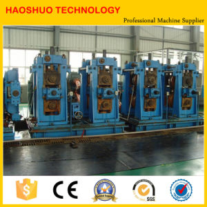 Welded Pipe Making Machine for 89mm-219mm Pipes pictures & photos