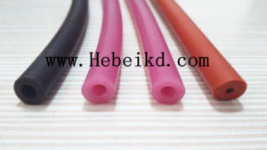 Heat Resistant Colorful Silicone Extruded Silicone Hose pictures & photos