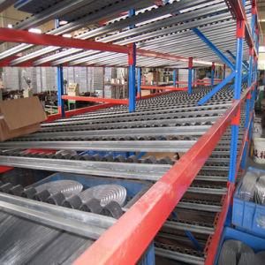 Steel Flow Through Metal Storage Racking pictures & photos