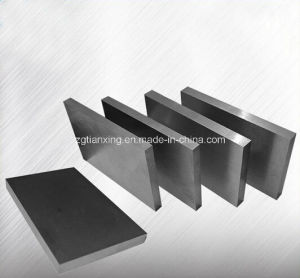 Tungsten Carbide Sheet Tungsten Sheet Carbide Plates pictures & photos