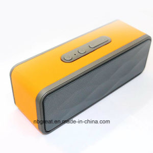 Bass LED Display Bluetooth Speaker pictures & photos