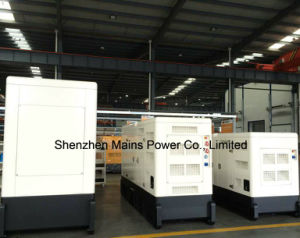 50kVA 40kw Standby Power UK Engine Diesel Generator Set pictures & photos