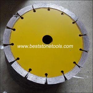 CB-9 Segment Dry Diamond Cutting Blade for Stone (80-235mm)
