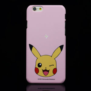 Half Cover Pikachu Pokemon Go PC Cell Phone Cases/Cover