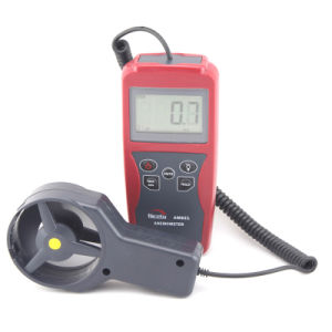 Hand Held Anemometer Wind Speed Measuring Device Am841