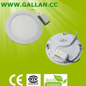 2016 Cheap Price Promotional Round Shape 15W LED Light Panel pictures & photos