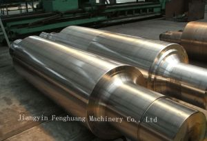 Alloy Steel Stepped Forging Shaft pictures & photos