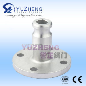 Stainless Steel a Type Camlock with Flange Campling Coupling pictures & photos