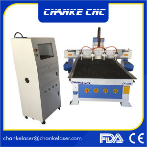 Vacuum Table Woodworking 3D CNC Engraving Machine pictures & photos