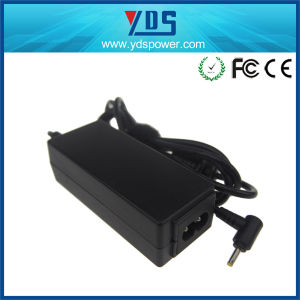 Ce RoHS Factory 40W 19V 2.1A Mini Laptop Charger for Asus Eee PC pictures & photos
