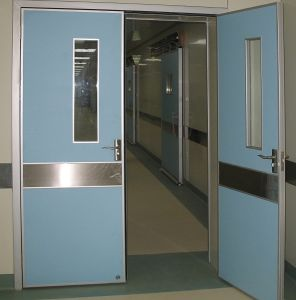 Automatic Hermetic Door with Ce Mark, Airtight Sealed X-ray Hospital Door pictures & photos