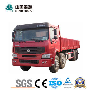 Popular Model HOWO 8X4 Cargo Truck pictures & photos