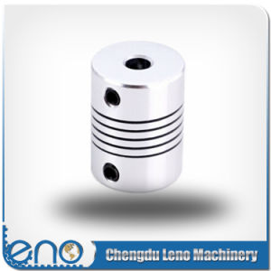 Aluminium Encoder Helical Beam Coupling pictures & photos