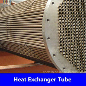 China Supplier ASTM A249 AISI 304 Stainless Steel Welded Tube for Heat Exchanger