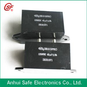 Cbb61 35UF 250VAC Capacitor Made in China pictures & photos