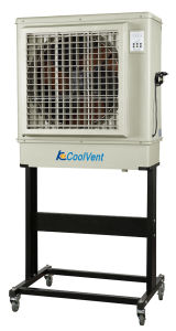 Movable Type of Portable Evaporative Air Cooler pictures & photos