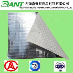 Aluminum Foil Laminating Woven Fabric / Laminated PE Film Aluminum Foil and Woven Fabric pictures & photos