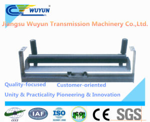 Parallel Upper and Lower Self-Aligning Idler Roller Frame and Steel Conveyor Belt Idler Roller pictures & photos