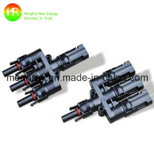 Y-Type 1 to 2 Mc4 Connector for DC 1000V Solar pictures & photos