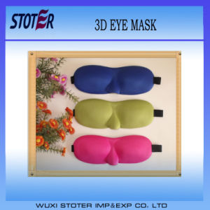 Fashion 3D Confortable Eye Mask Hot Selling pictures & photos