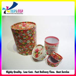 2015 New Design Paper Printing Cylinder Box for Perfume pictures & photos