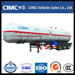Cimc 3 Axle LPG Tank Trailer pictures & photos