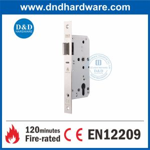 SS304 Latch Door Lock for Metal Door with Ce Classification (DDML031) pictures & photos
