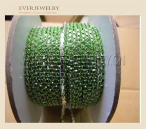 High Quantity Rhinestone Cup Chain, Cup Chain, Rhinestone Chain pictures & photos