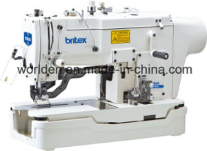 BR-781D Direct Drive High Speed Straight Button Holing Sewing Machine pictures & photos
