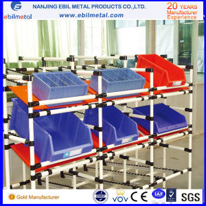 Hot Sale Plastic Coated Pipe Racks System Manufacturer From Nanjing pictures & photos
